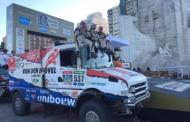 Dakarspeed: Het zit erop! Twaalfde in het algemeen klassement