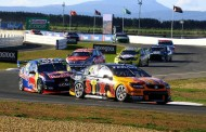 Tasmanian Supersprint: Will Davison lachende derde na fouten Red Bull