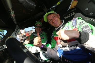 Van Loon racing: Van Loon wil veel kilometers maken in aanloop naar Dakar 2017