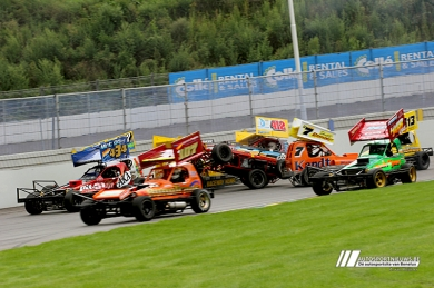World Cup Stockcar F1 en Stockcar F2