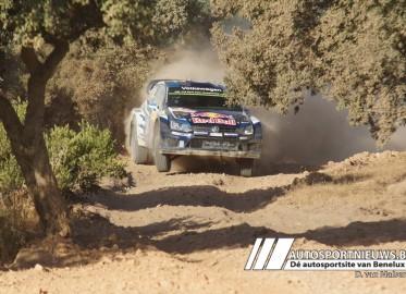 WRC Rally Sardinie – D. van Malsen