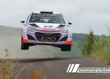 WRC test 2015 Ensch Hyundai
