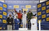 Norbert Michelisz wint Yokohama Drivers' Trophy