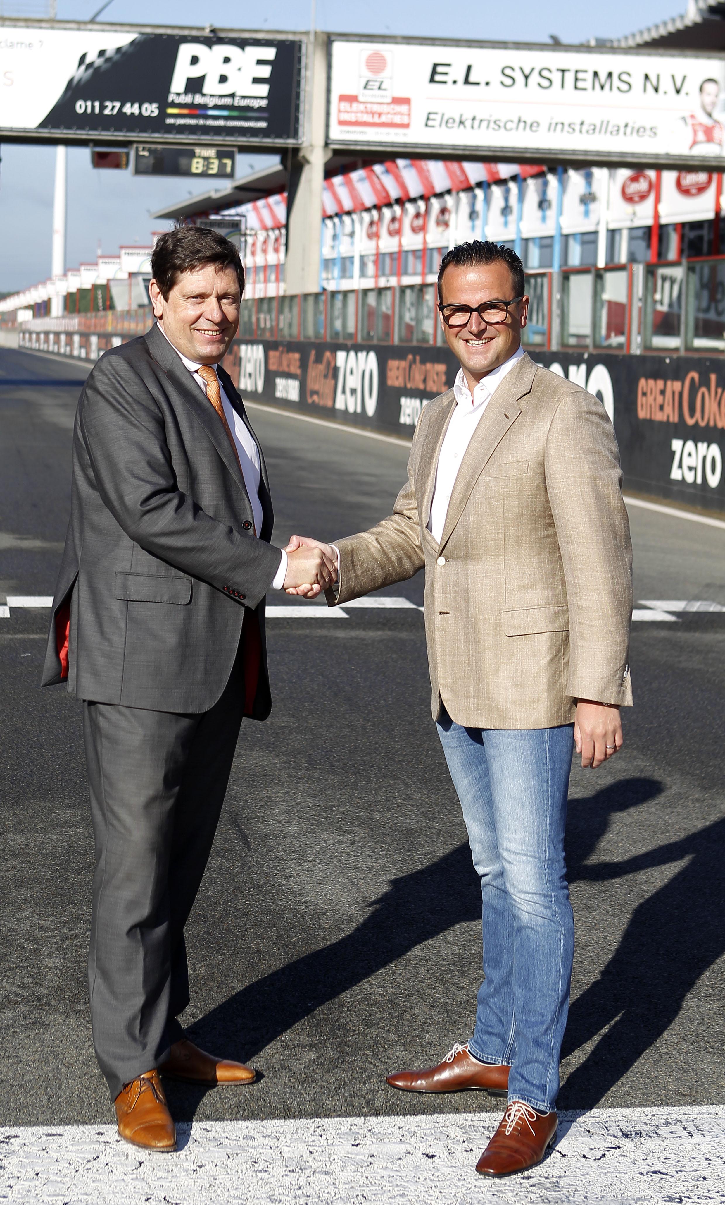 Nieuwe algemeen directeur voor Circuit Zolder