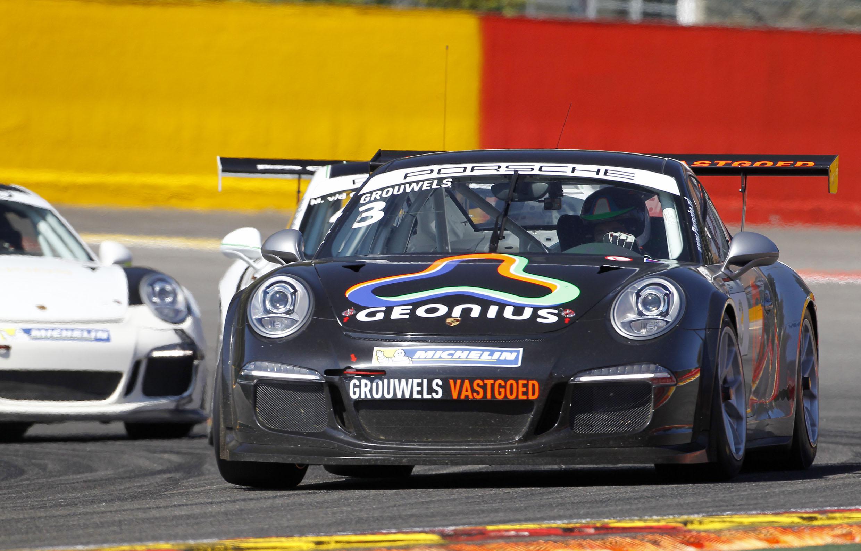 Team RaceArt start goed in snelste merkencup van Benelux
