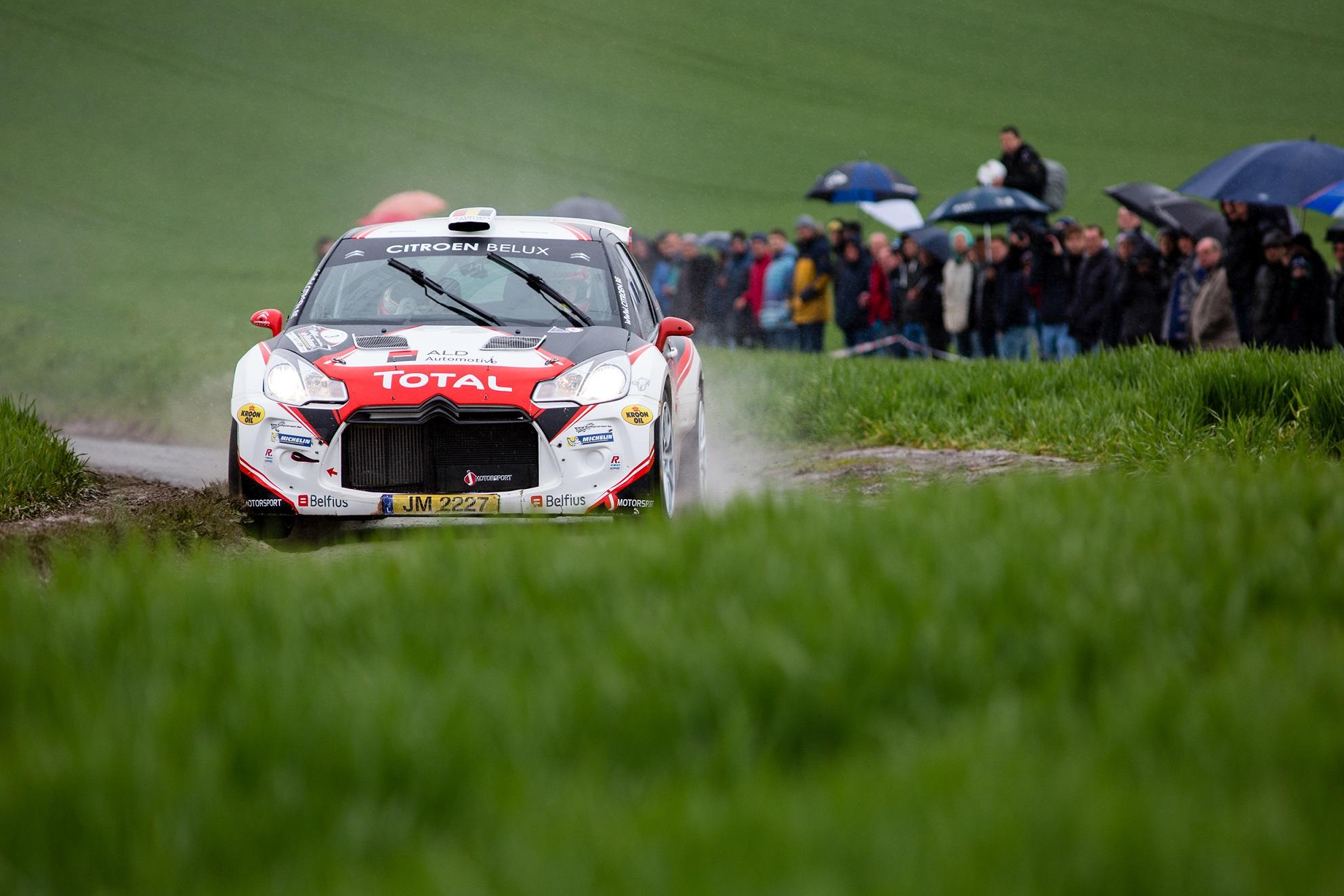 Te veel pech voor het Citroën Belux Junior Team…