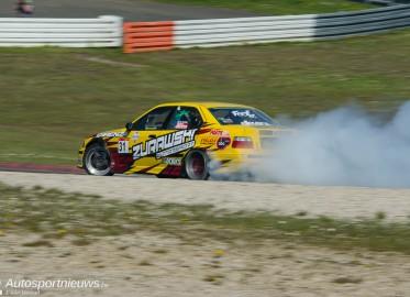 Nurburgring drift cup zaterdag – J. van Kessel