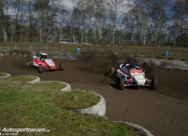 NK Rallycross 2016 Eurocircuit Wedstrijd – J. van Kessel