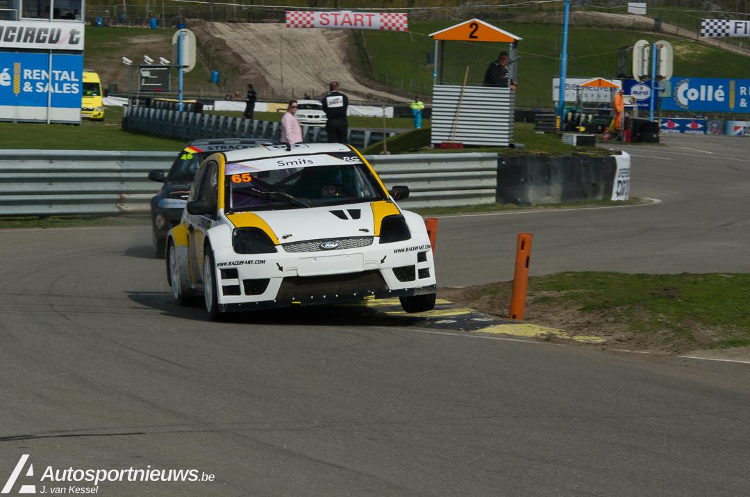 Rallycross tijdens Moederdag