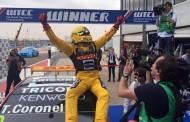 Tom Coronel zegeviert tijdens FIA-WTCC-races Marokko!