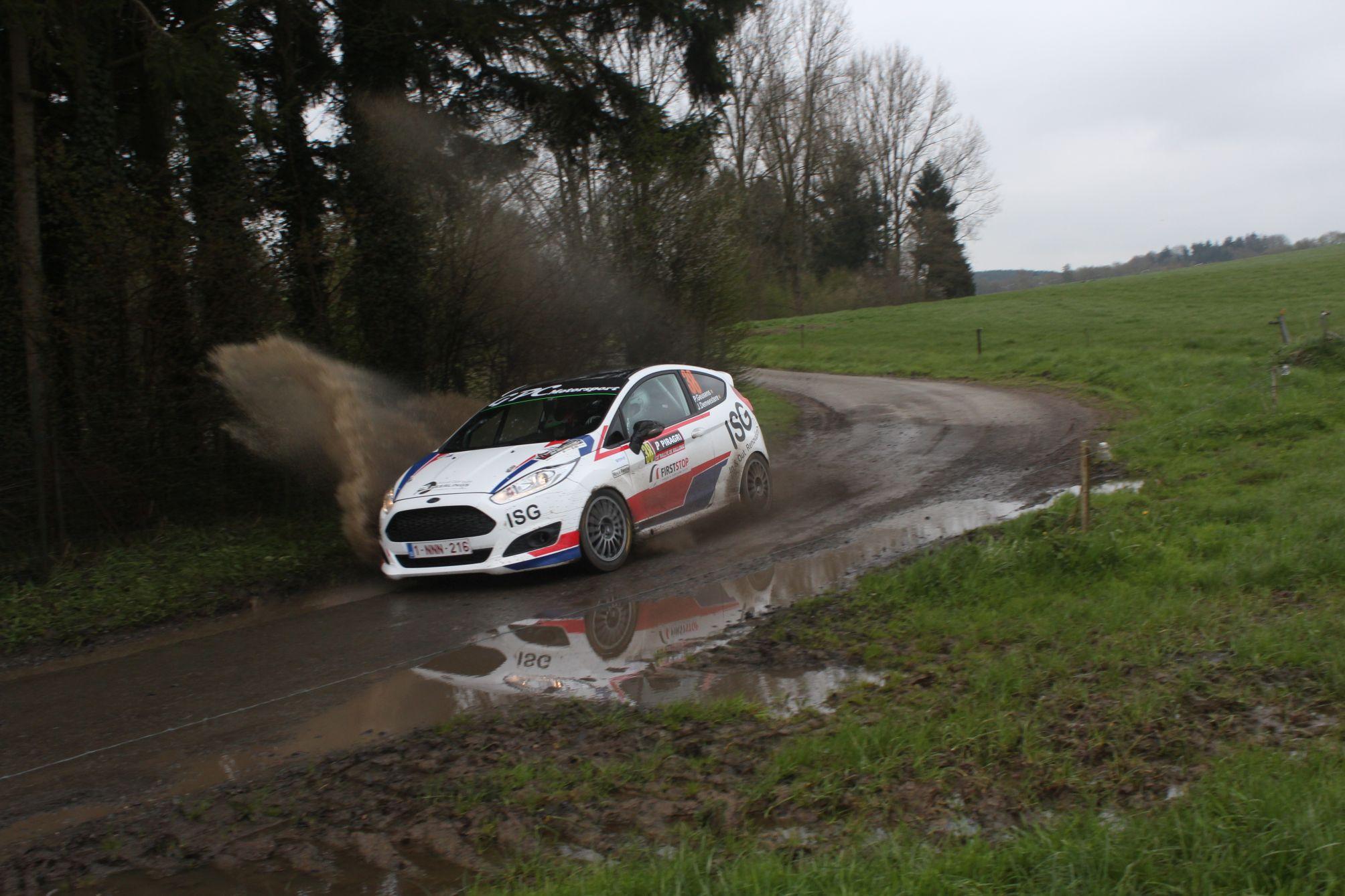 Spannende strijd verwacht bij de juniors in East Belgian Rally