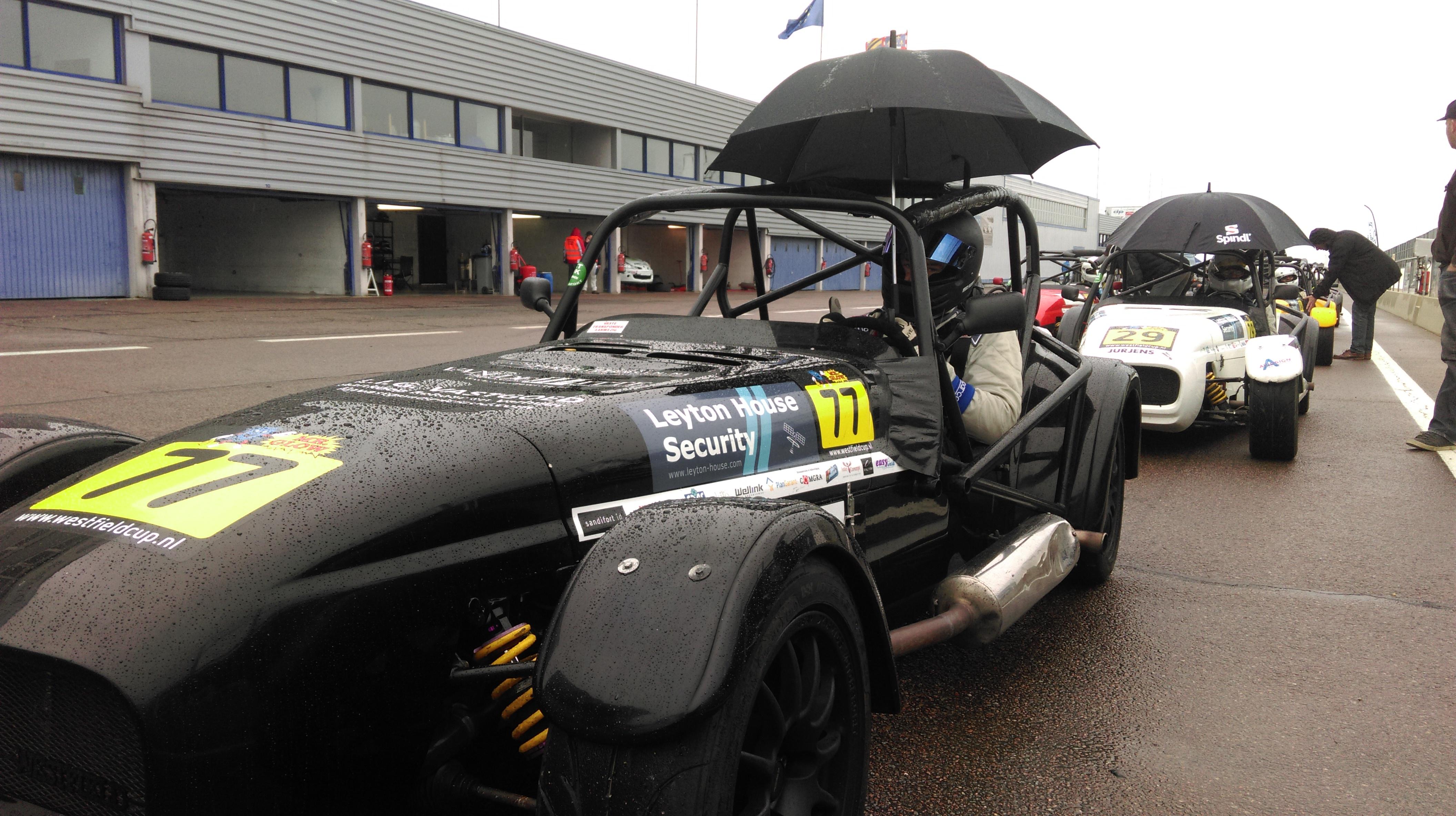 Event winst Iprenburg Trophée de Bourgogne