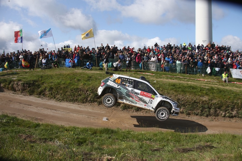 Sterke prestaties van BMA in Wrc Rally van Portugal en Historic rally Marokko