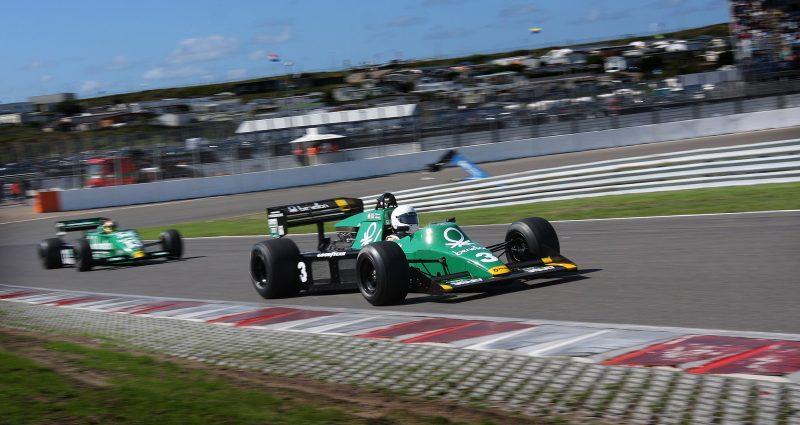Historic Grans Prix Zandvoort zeer geliefd bij FIA Historische Raceklassen
