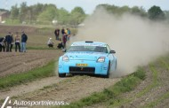 VDZ Racing start met hoge ambities in ELE Rally