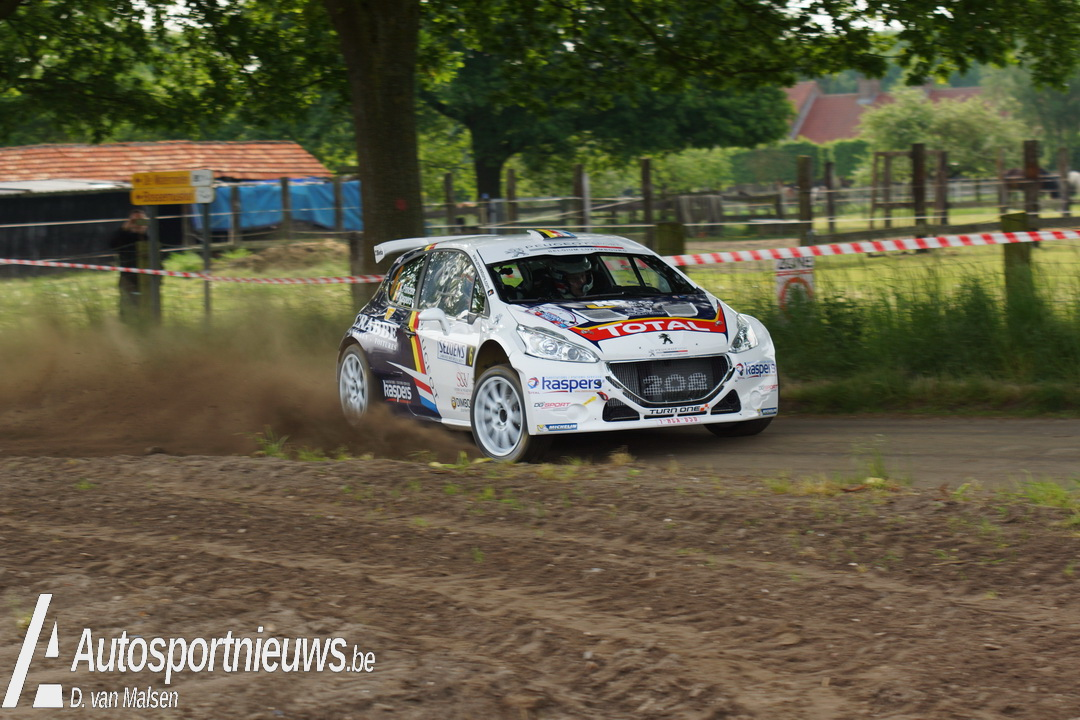 Dit weekend, de East Belgium Rally