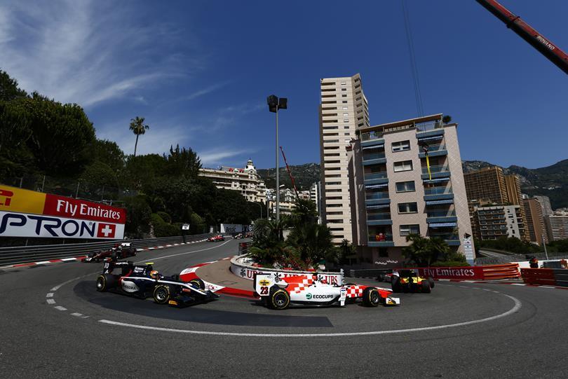 GP2 Monaco: Curiositeit en saaiheid typeren het weekend
