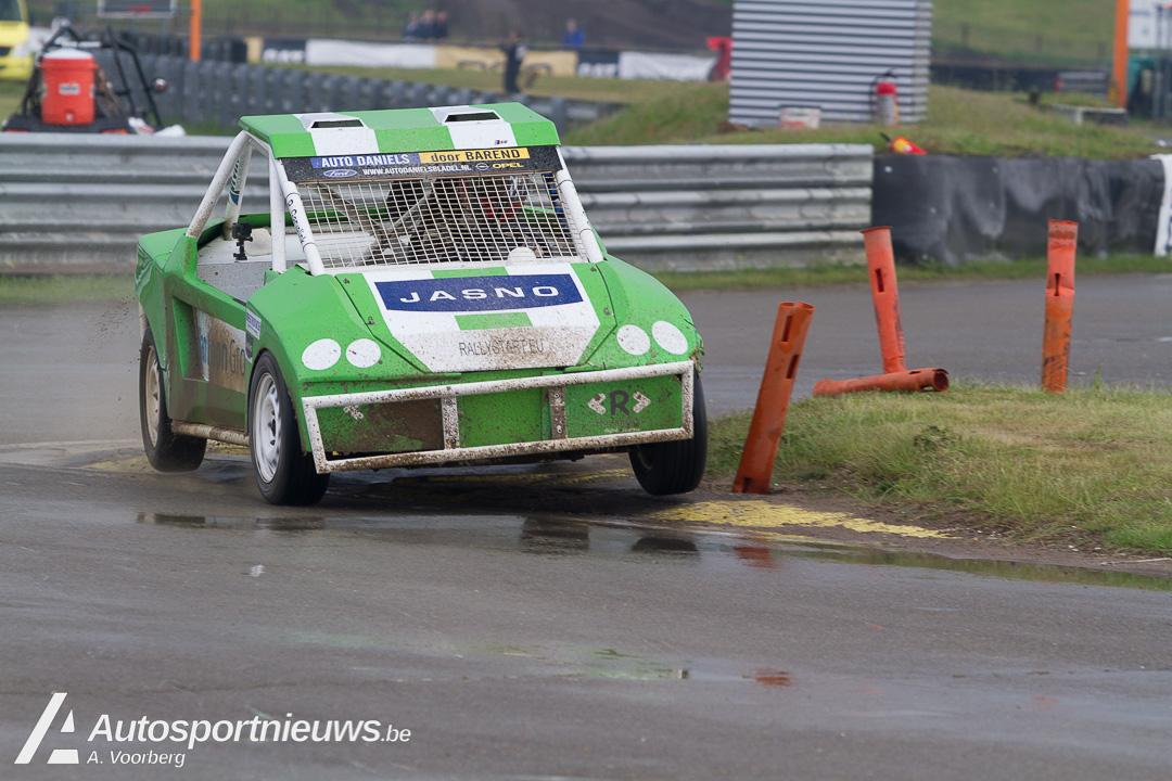 Laatste ronde in de RST Junior Cup op het Eurocircuit voor Pim Garvelink