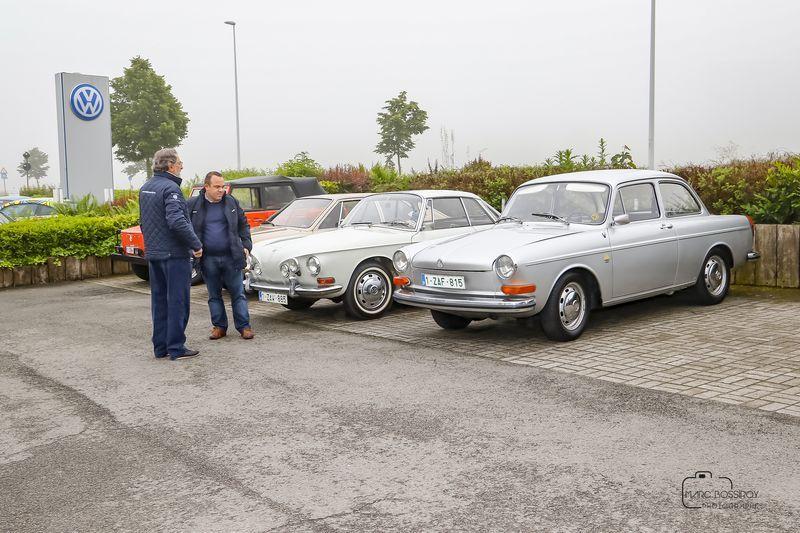 Het museum Mahymobiles en het bezoek aan WRT als hoogtepunten van de tweede rally van de Belgian VW Classics Club