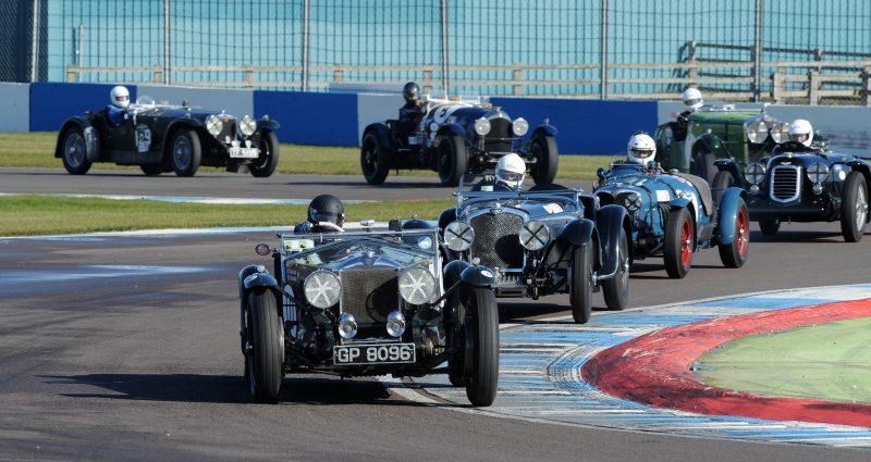 Historic Grand Prix Zandvoort ver terug in de tijd met Pre-War Sportscars
