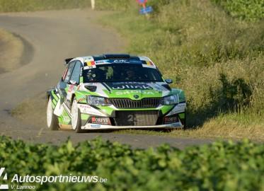 Kenotek Ypres Rally 2016: V. Lannoo