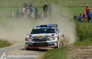 Kaap van 30 R5 wagens bereikt - Ypres Rally 2017 - Voorlopige deelnemerslijst