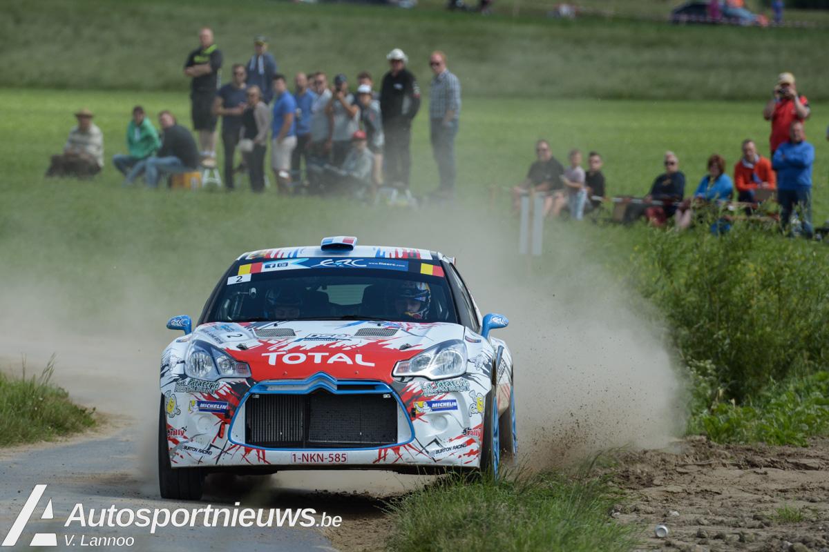 Craig Breen vervangt Mikko Hirvonen in Condroz Rally, Citroën Belux geeft meer uitleg