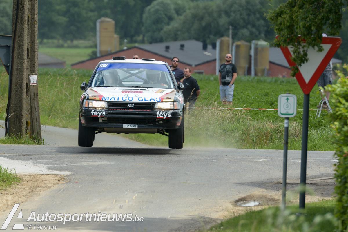 Paul Lietaer favoriet maar zal met stevige concurrentie te maken krijgen - TAC Rally