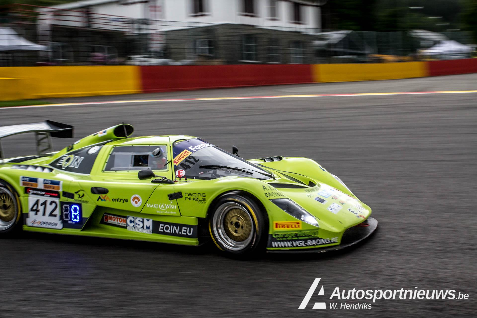 VGL Racing maakt zich op voor een sterke 24 Hours of Zolder