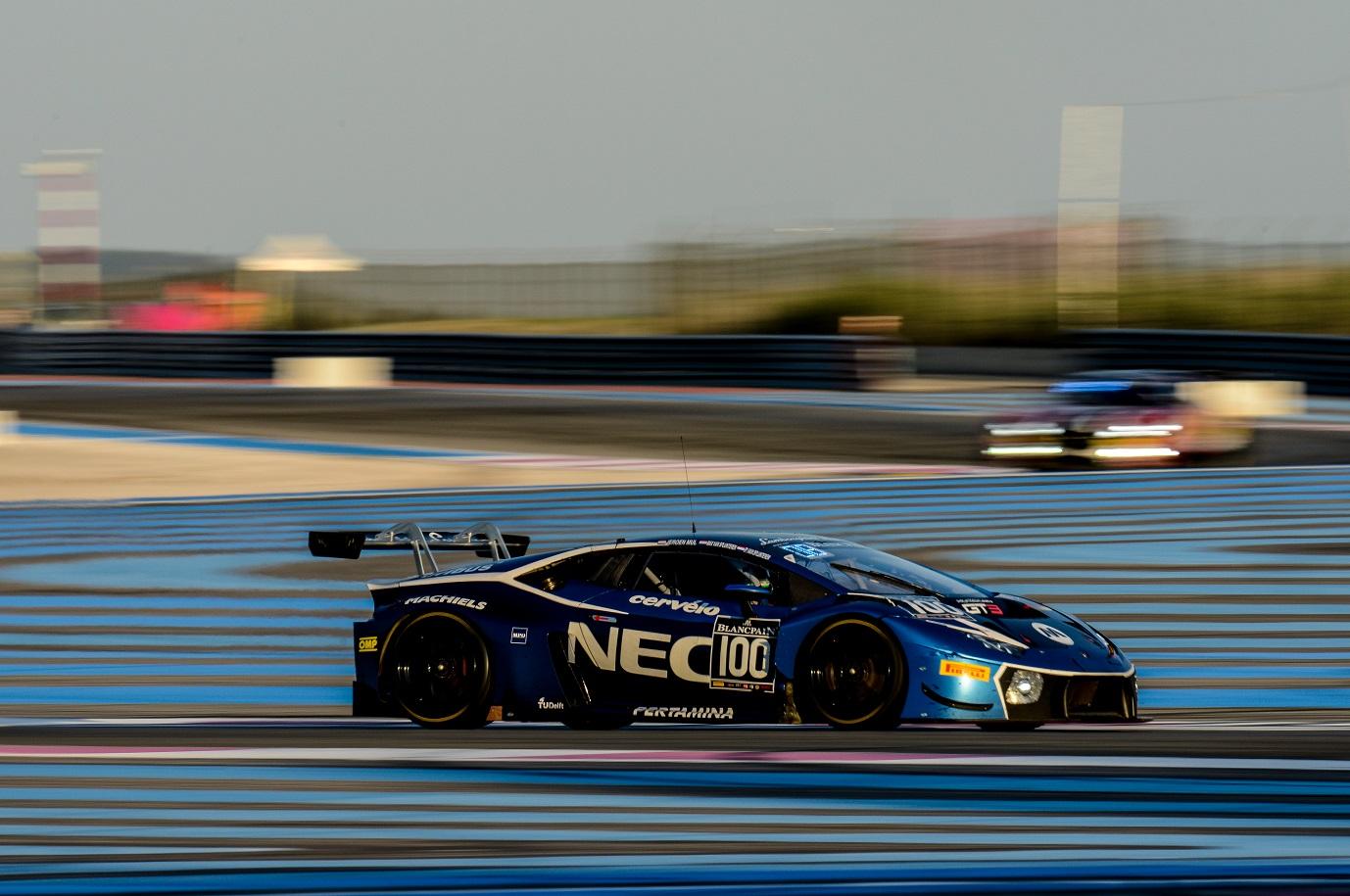 Zesuursrace Paul Ricard biedt volop sensatie