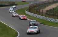 Spannende races op Zandvoort in Mecedes-Benz SLK cup