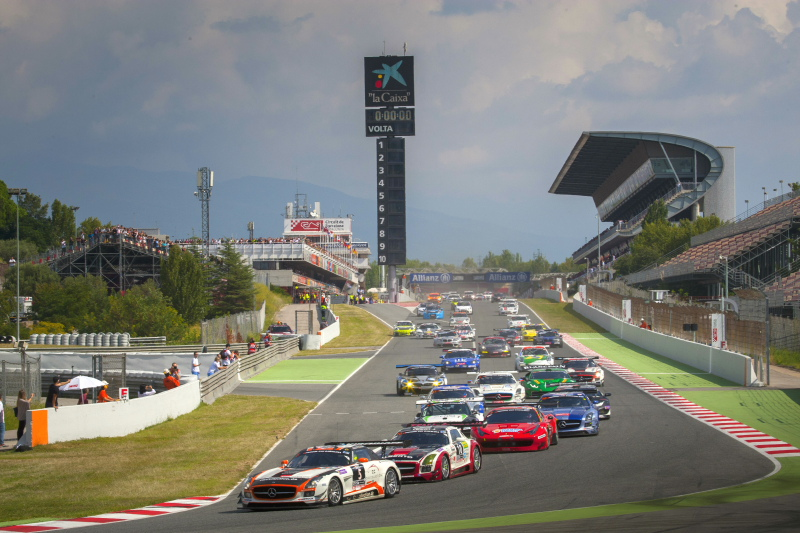 De volgende races in de 24H SERIES powered by Hankook: Frankrijk en Spanje