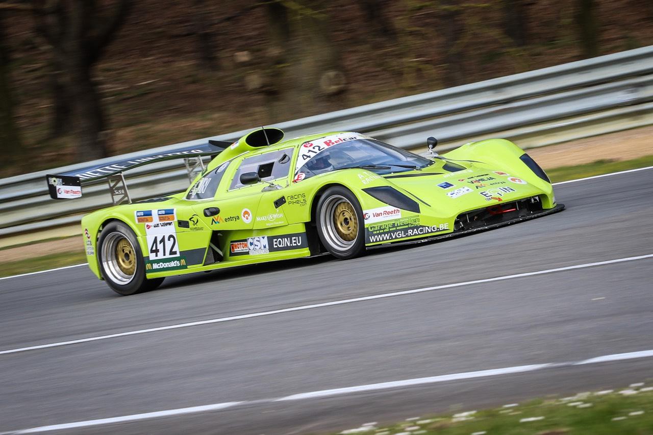 VGL Racing klaar voor hun eerste Supercar Challenge wedstrijd
