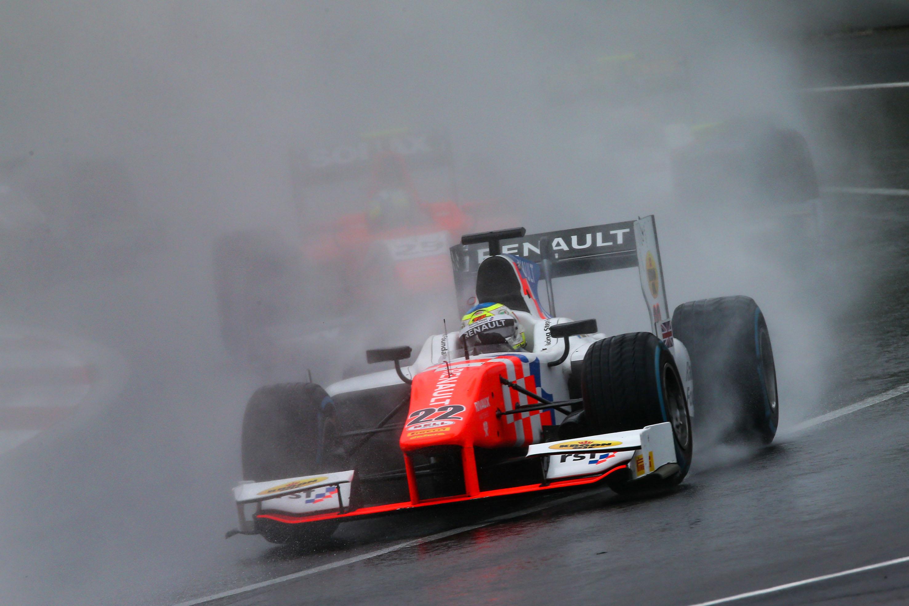 Tweede plaats op Red-Bull-Ring beste GP2-resultaat Rowland en terugkeer op podium voor MP Motorsport