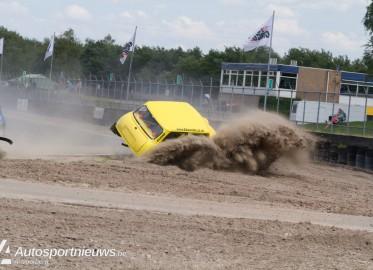 NK Rallycross 2016 Eurocircuit Wedstrijd 4 – A. Voorberg