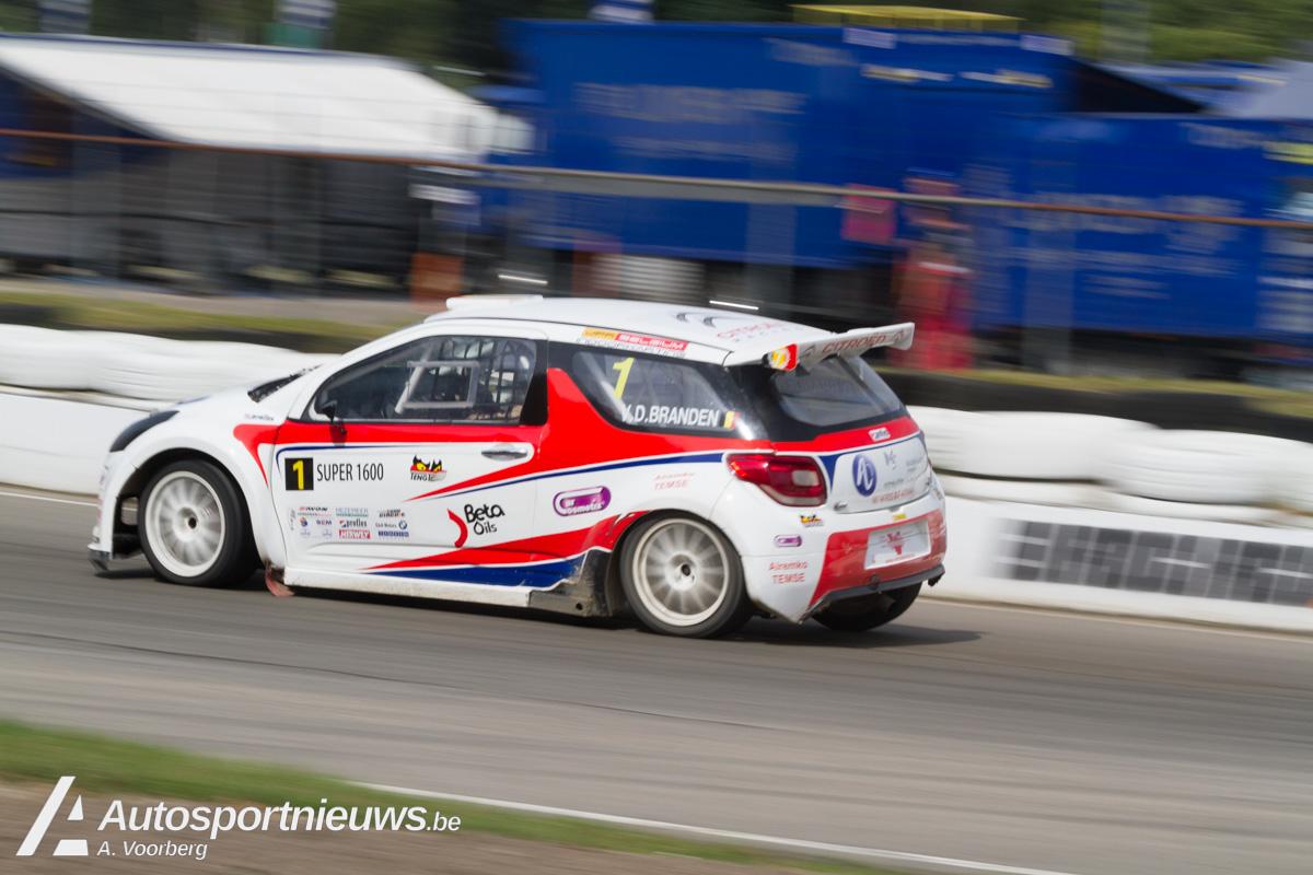 4e wedstrijd NK Rallycross / BelNed Cup 2016