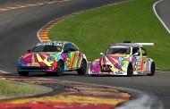 "25H VW Fun Cup : Kirsten Flipkens en Niels Albert stellen hun ""Flower Power"" VW Fun Cup voor."
