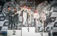 Blancpain GT Series Sprint Cup: een zege en twee podiumplaatsen op de Nürburgring voor het Belgian Audi Club Team WRT