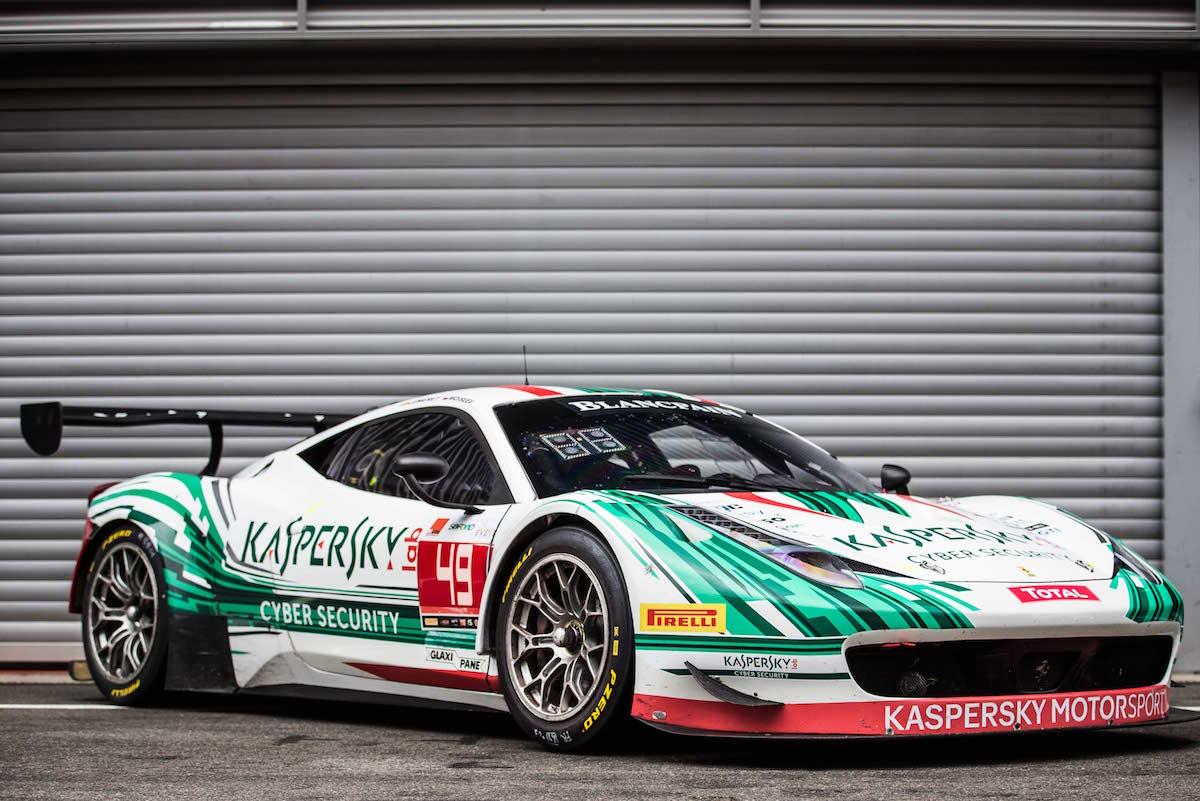 Autosportnieuws.be sprak exclusief met Alexander Moiseev van Kaspersky Motorsport!