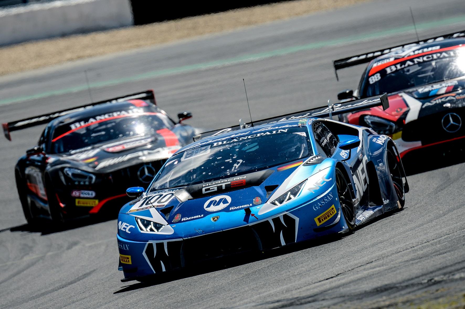Lastige races op drukbezochte Nürburgring