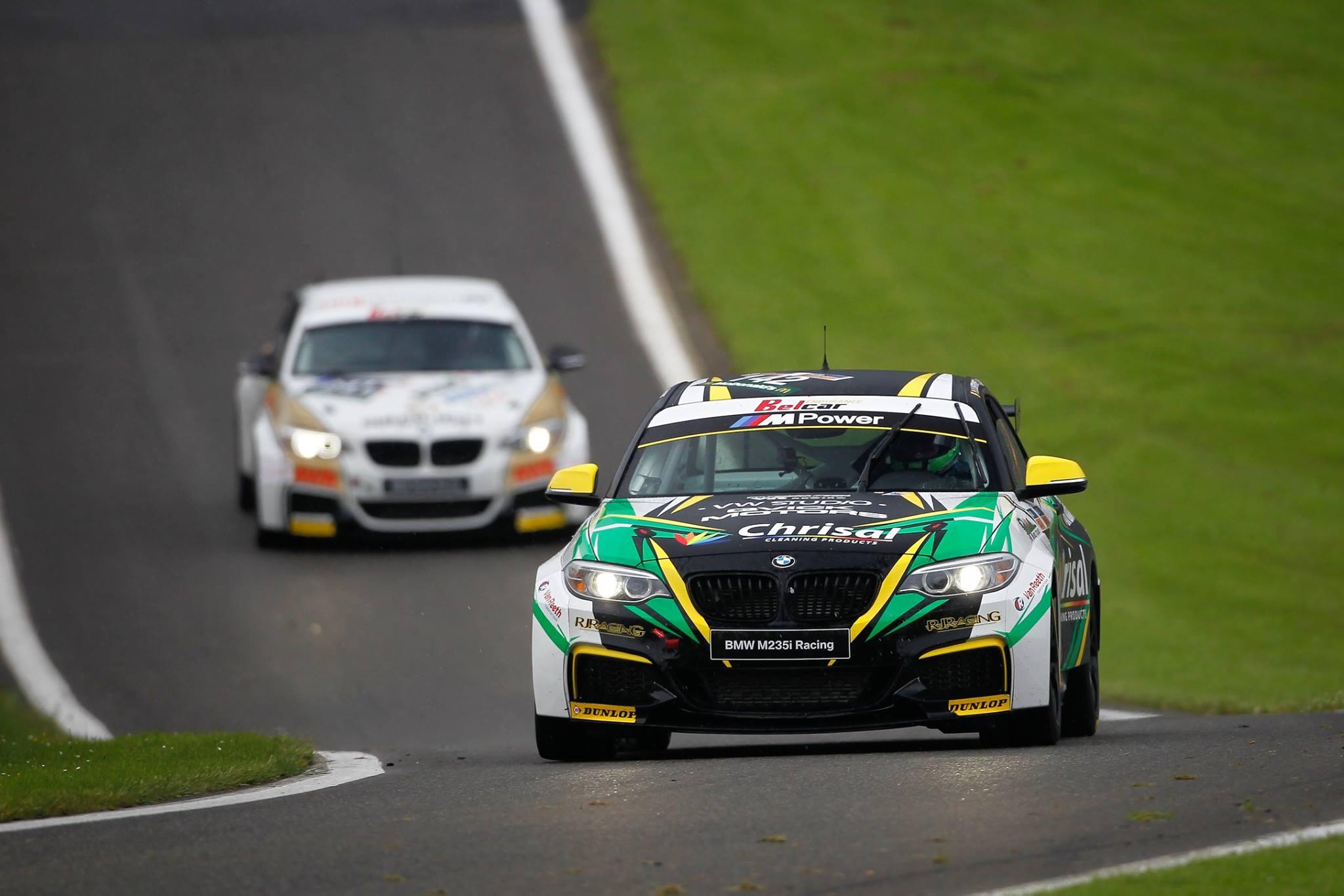 BMW Racing Cups toe aan 5de meeting van het seizoen