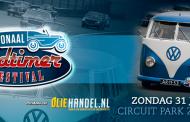 Zondag 31 juli - 10e editie Nationaal Oldtimer Festival op Circuitpark Zandvoort