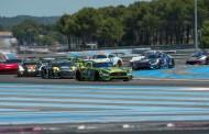 HTP Motorsport Mercedes aan de leiding na turbulente startfase
