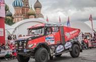 Martin van den Brink koploper in Silk Way Rally; Pascal de Baar derde