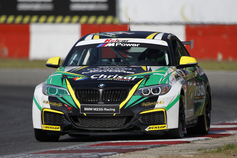 BMW Racing Cups klaar voor de 24 Hours of Zolder