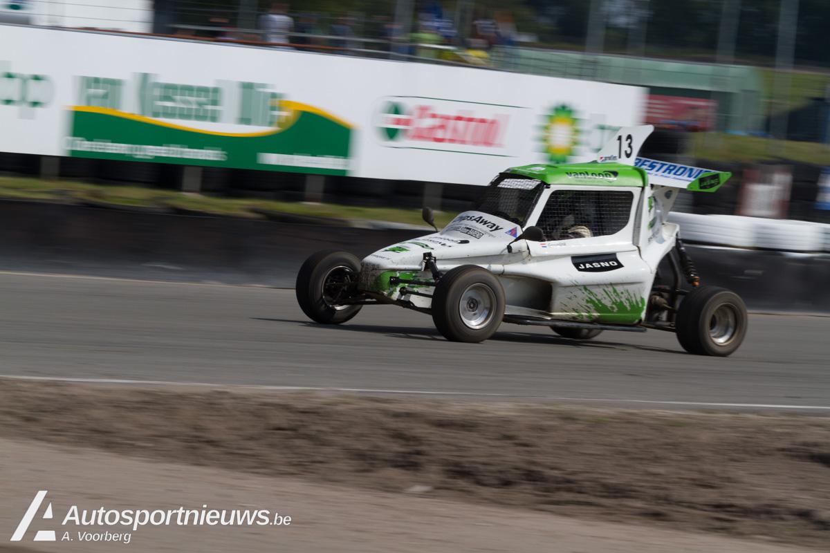 Pim Garvelink leert snel in Formula Sprintcars