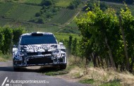 Album: VW test Trittemheim 2017 VW Polo WRC