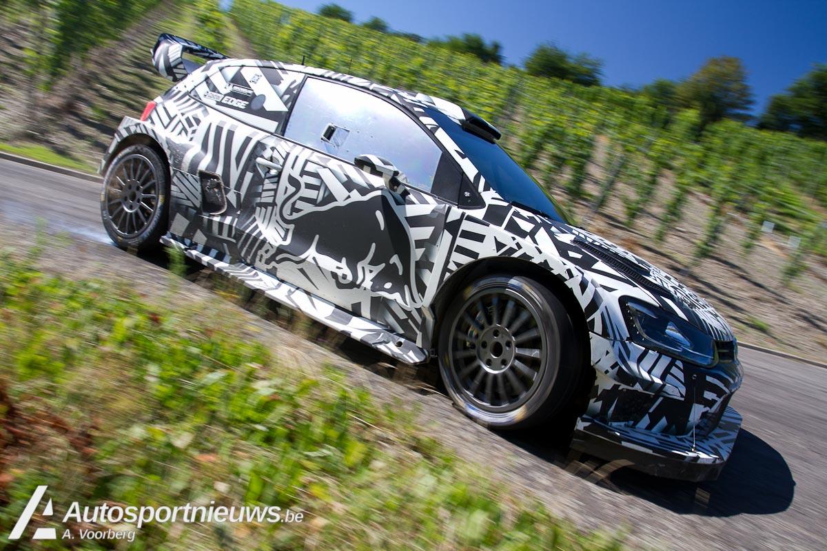 Volkswagen stopt met WRC