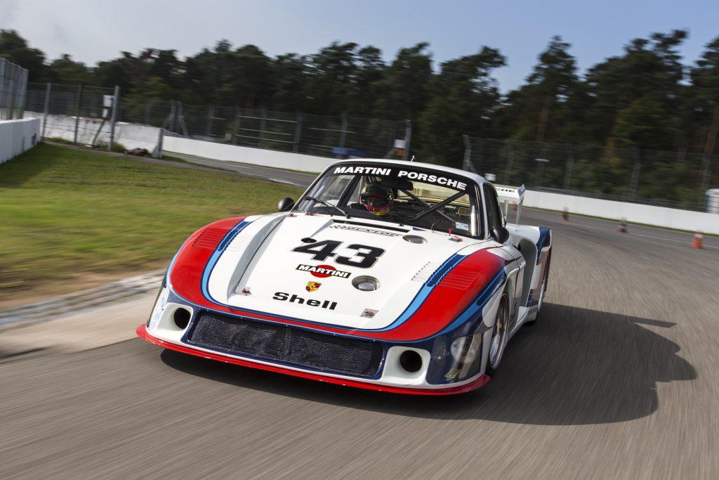 Historic Grand Prix Zandvoort in de ban van unieke Porsche racedemo's