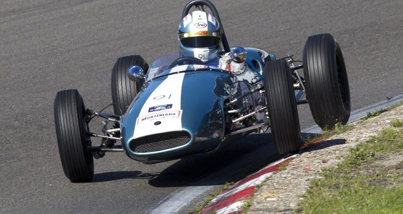 Historische Grand Prix Zandvoort onderdeel jubileumtour Formule Junior